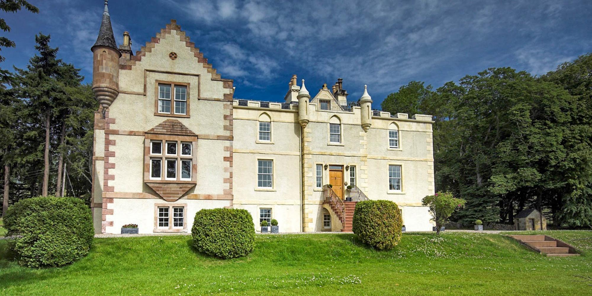 Ross Shire Hall United Kingdom