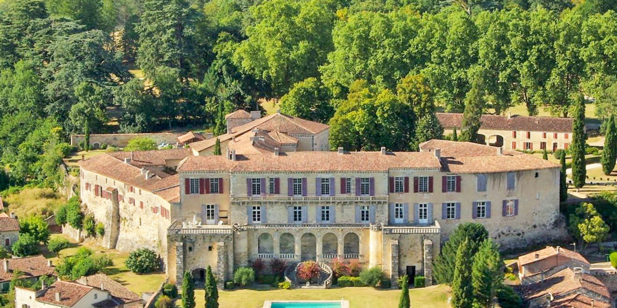 Chateau Cedre France Excellence Luxury Villas